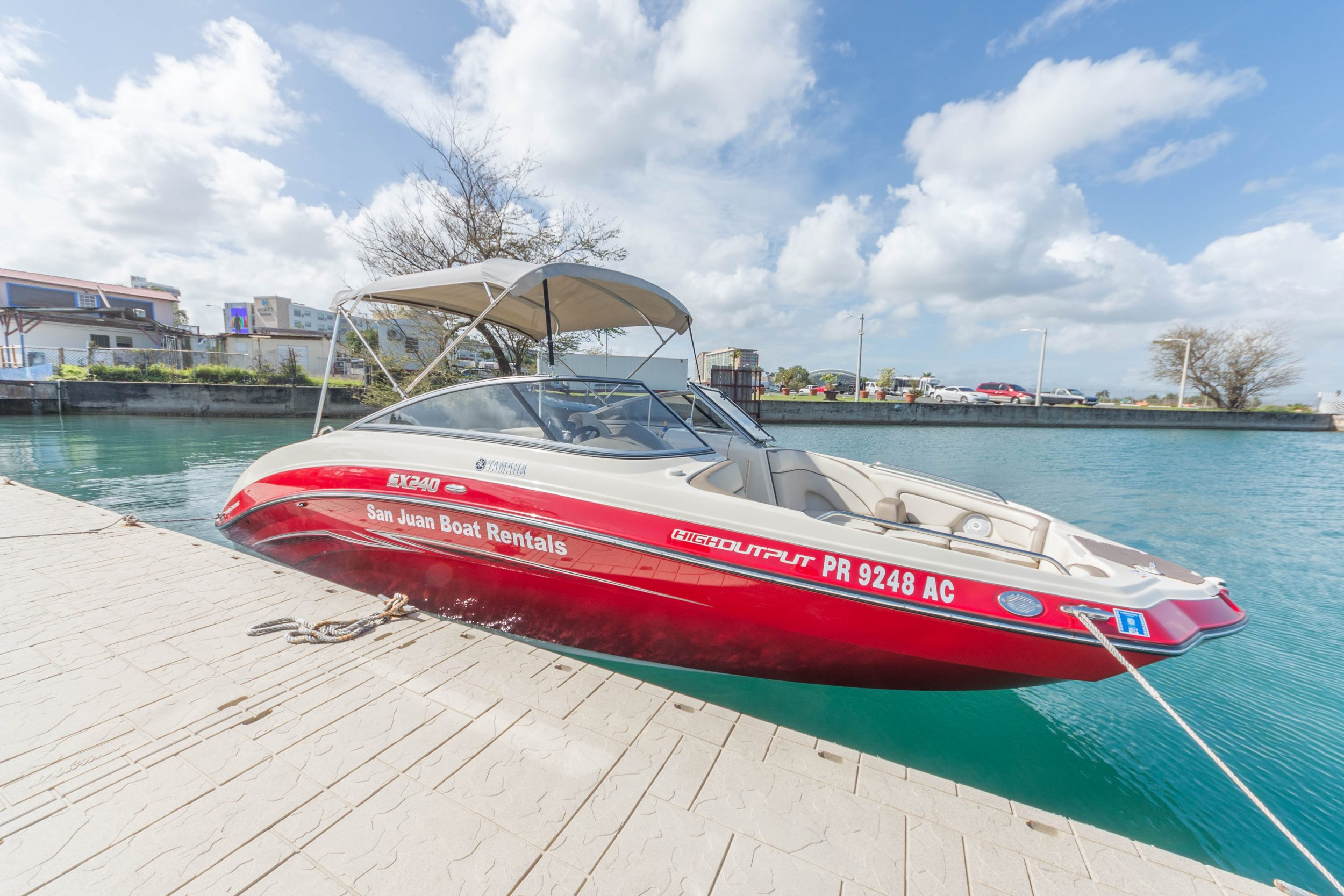 Picture of Yamaha Jetboat Hot Tamale