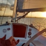 Picture of Sunset Sail in San Juan.